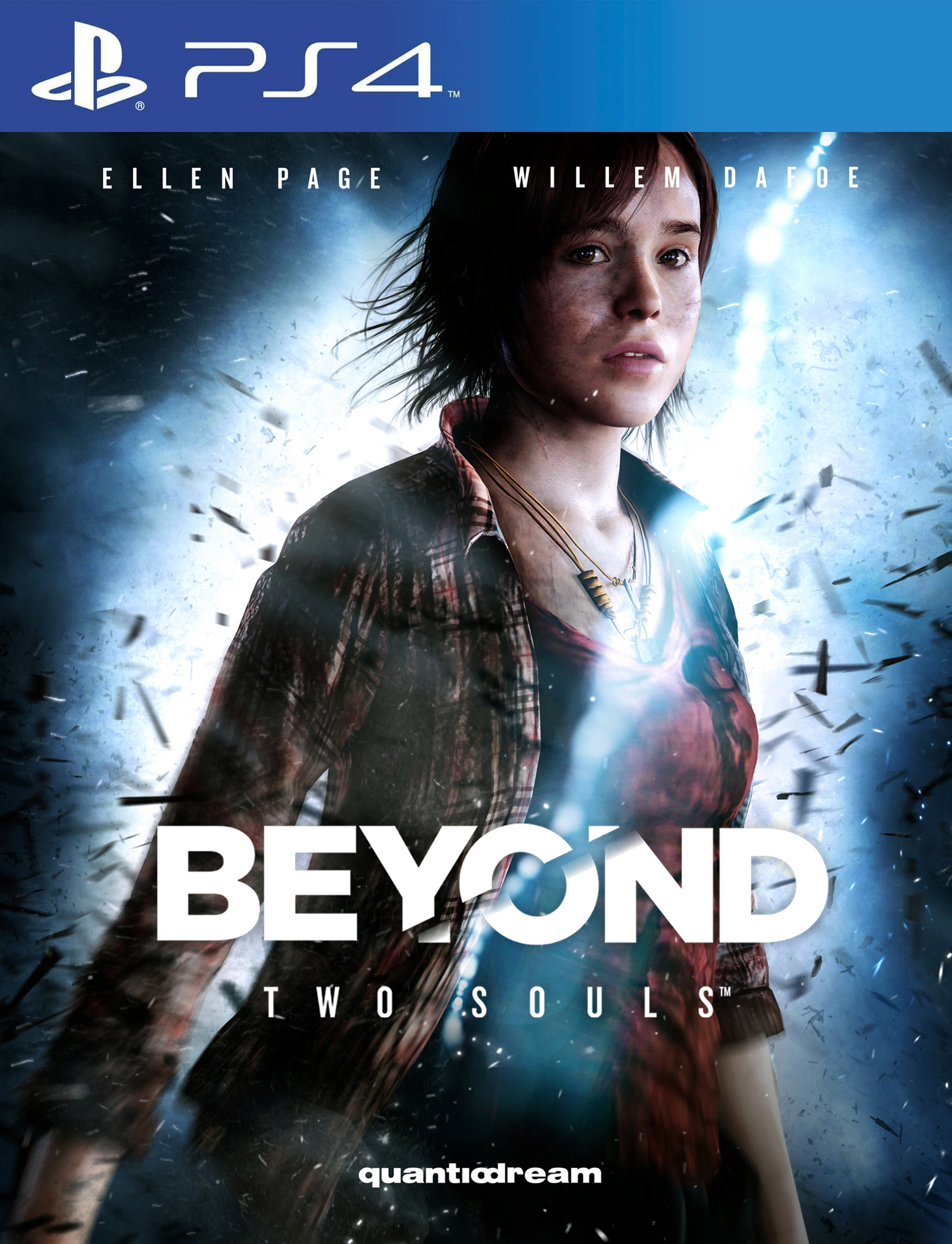 Beyond: Two Souls / ЗА ГРАНЬЮ: Две души [PS4] 5.05 [HEN] [EUR] (2015) [Русский/Английский] (v1.00)