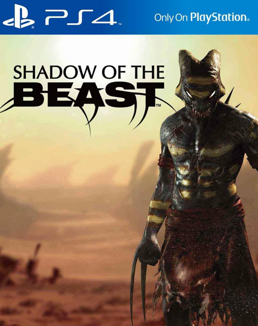 Shadow of the Beast [PS4 Exclusive] 5.05 [HEN] [ASIA] (2016) [Русский/Английский] (v1.00)