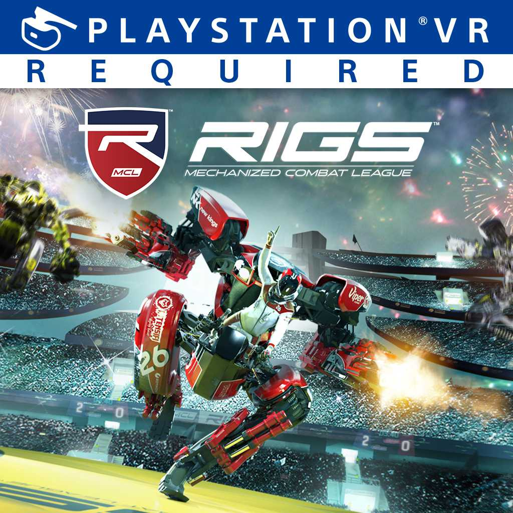 RIGS Mechanized Combat League [PS4 Exclusive VR Only] 5.05 / 6.72 [EUR] (2016) [Русский/Английский] (v1.07)