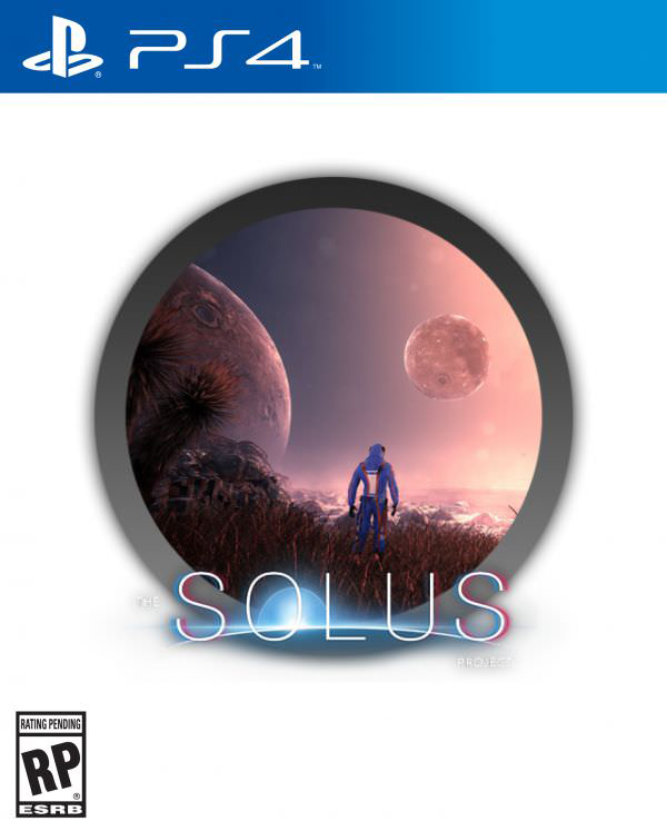 The Solus Project [PS4 VR Only] 5.05 / 6.72 [EUR] (2017) [Русский/Английский] (v1.04)
