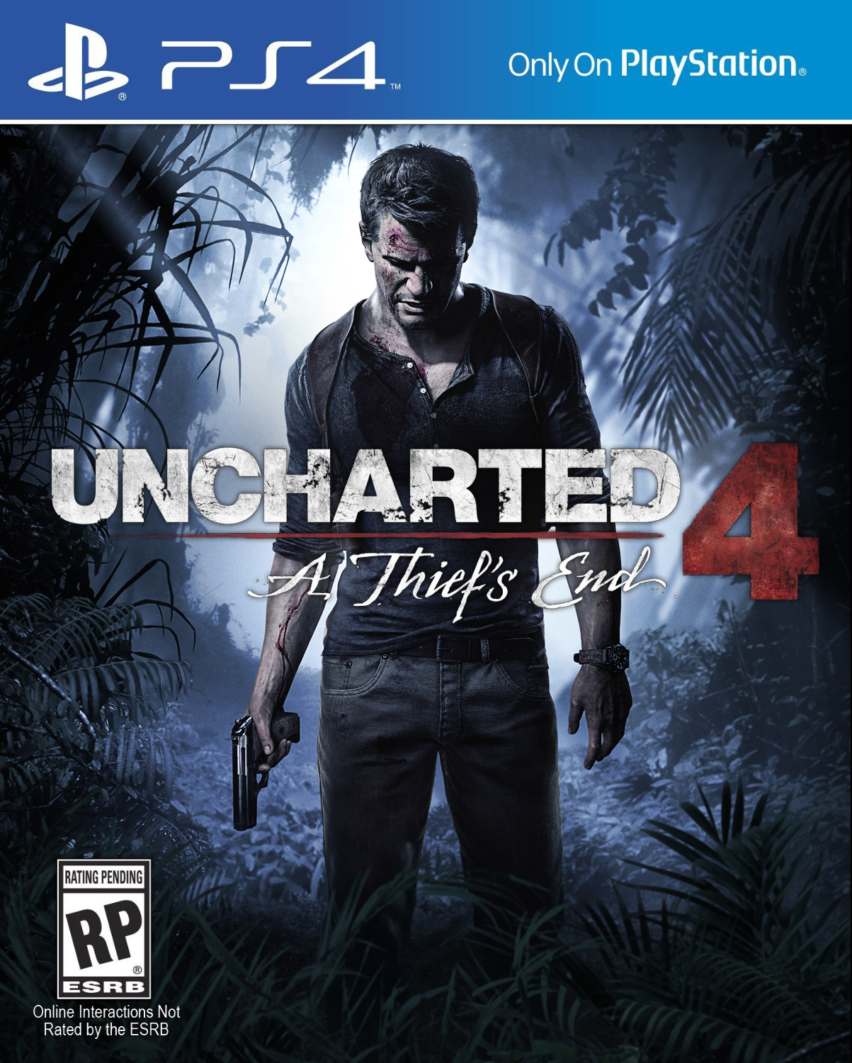 Uncharted 4: A Thief's End / Uncharted 4: Путь вора [PS4 Exclusive] 5.05 / 6.72 / 7.02 [EUR] (2016) [Русский] (v1.33)
