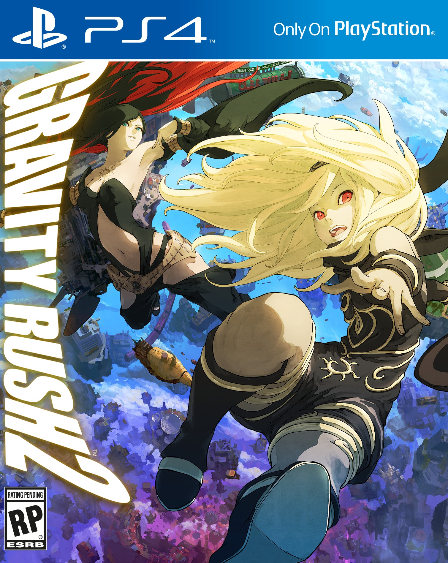 Gravity Rush 2 [PS4 Exclusive] 5.05 / 6.72 [EUR] (2017) [Русский/Английский] (v1.11)