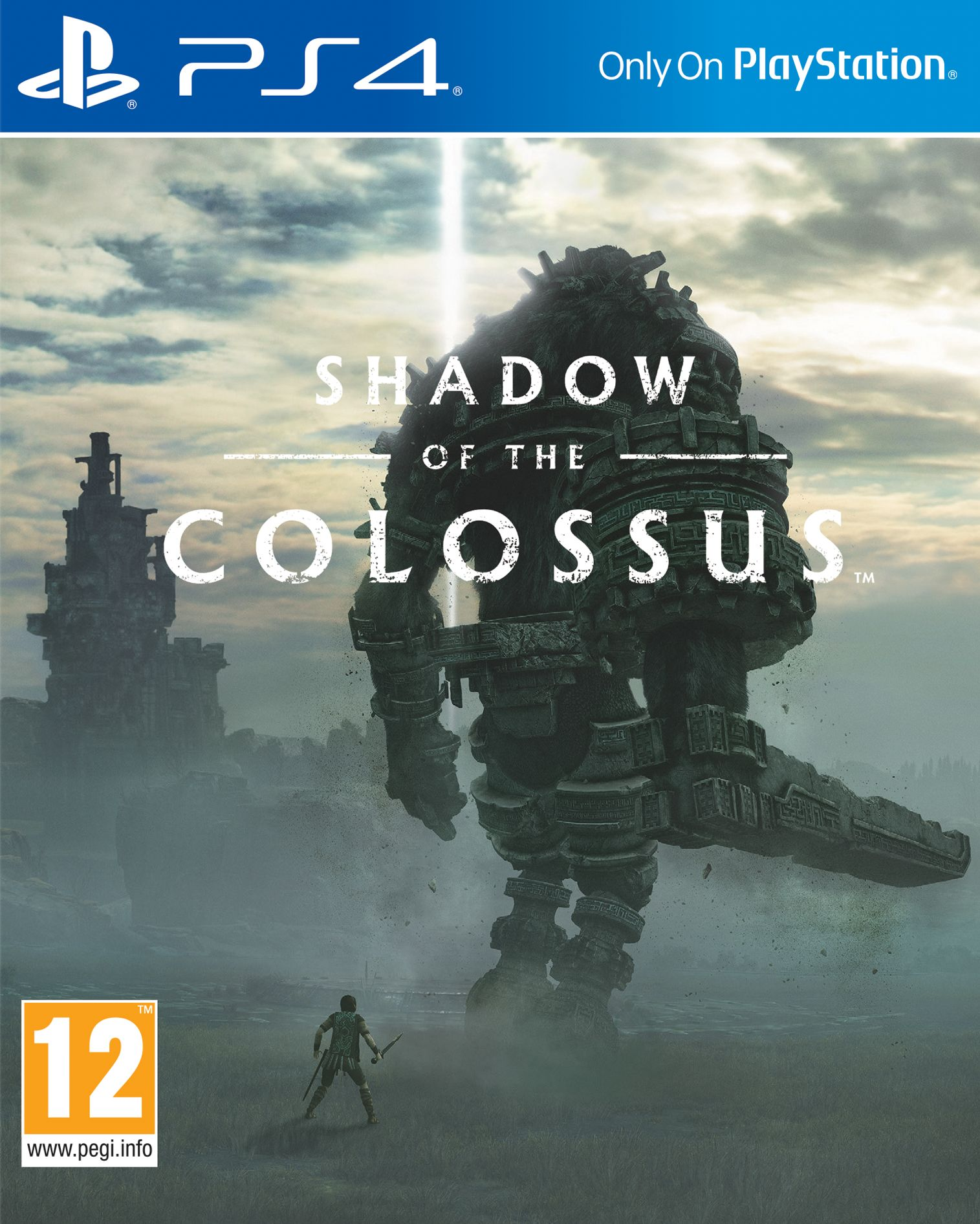 Shadow of the Colossus [PS4 Exclusive] 5.05 / 6.72 [EUR] (2018) [Русский/Английский] (v1.01)