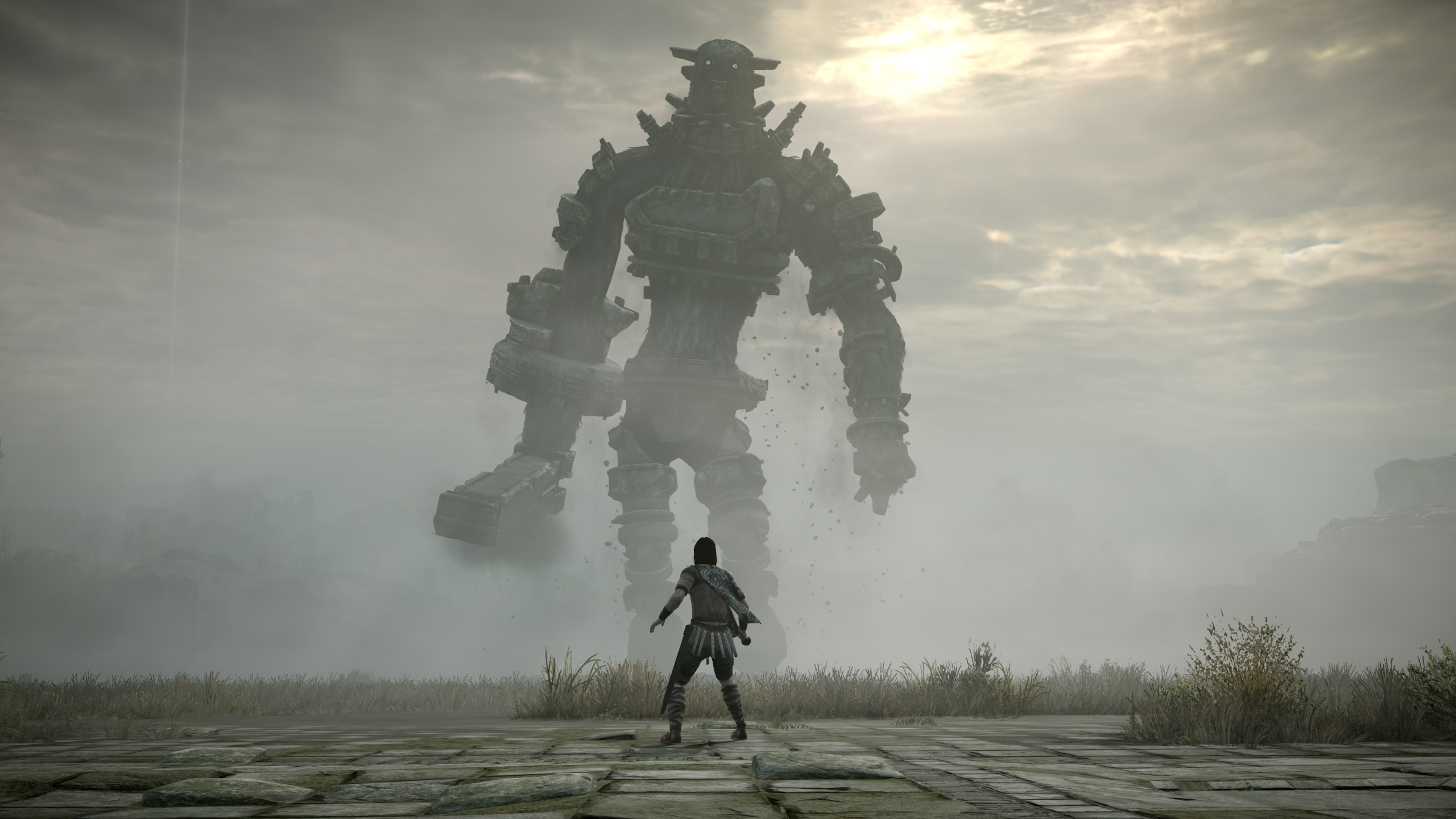 Скриншот *Shadow of the Colossus [PS4 Exclusive] 5.05 / 6.72 [EUR] (2018) [Русский/Английский] (v1.01)*