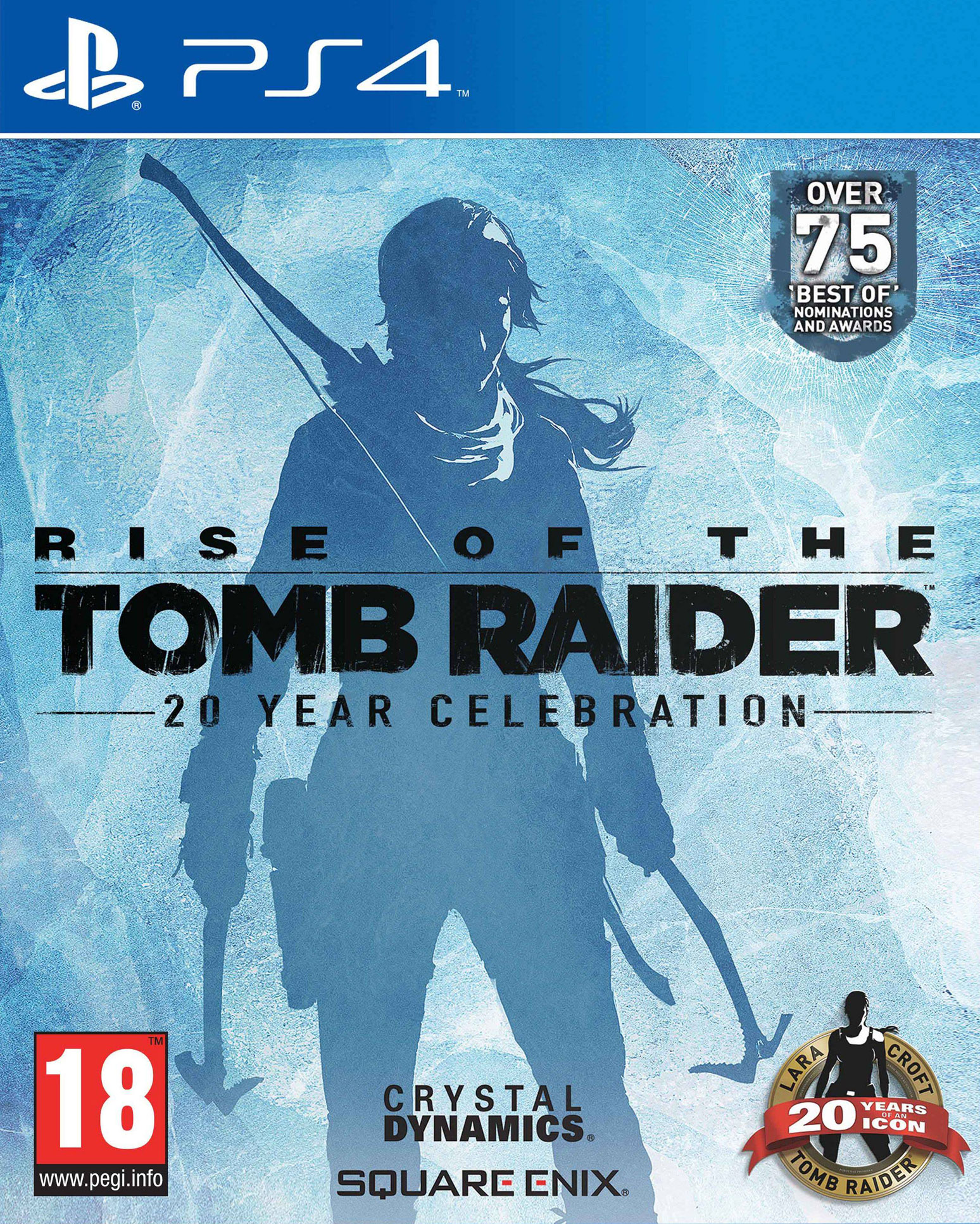 Rise of the Tomb Raider [PS4] 5.05 / 6.72 [EUR] (2016) [Русский/Английский] (v1.06)
