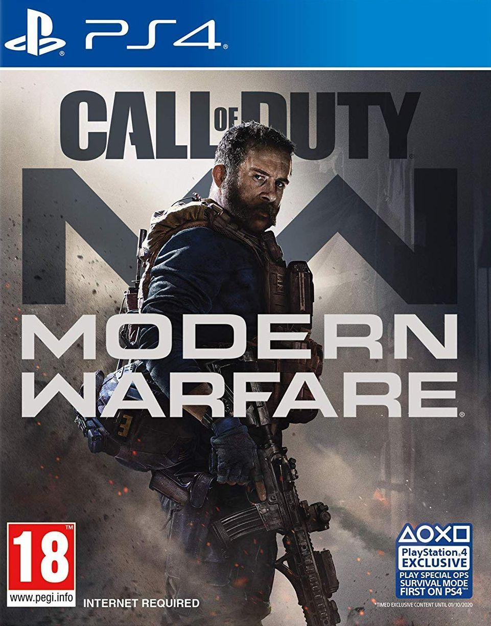 Call of Duty: Modern Warfare [PS4] 5.05 / 6.72 / 7.02 [EUR] (2019) [Русский] (v1.01)