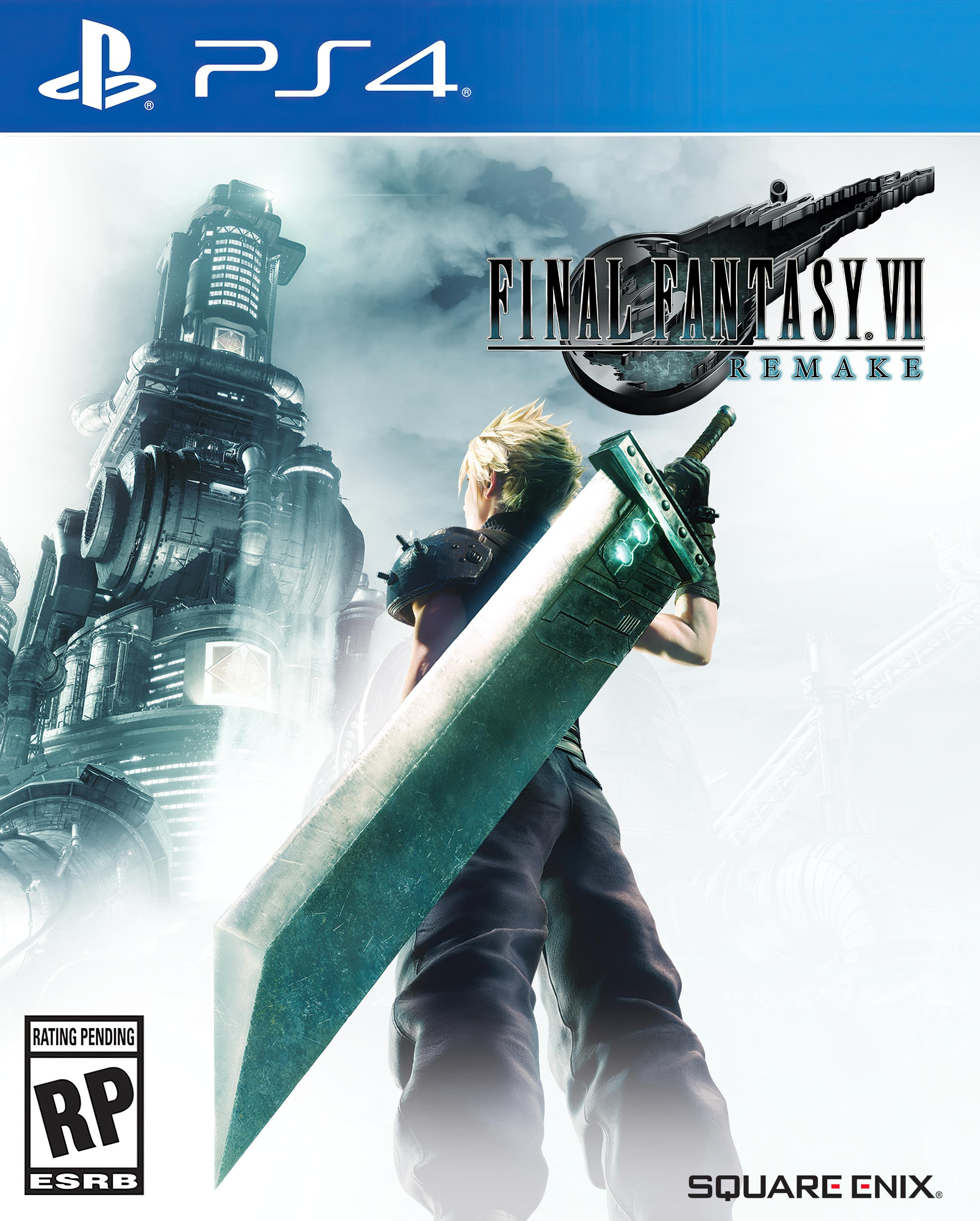 Final Fantasy VII: Remake [PS4 Exclusive] 5.05 / 6.72 [EUR/USA] (2020) [Английский] (v1.00)