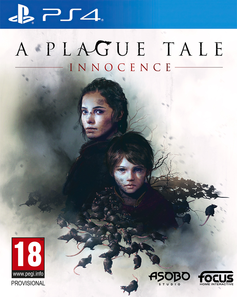 A Plague Tale: Innocence  [PS4] 5.05 / 6.72 / 7.02 [EUR] (2019) [Русский/Английский] (v1.06)