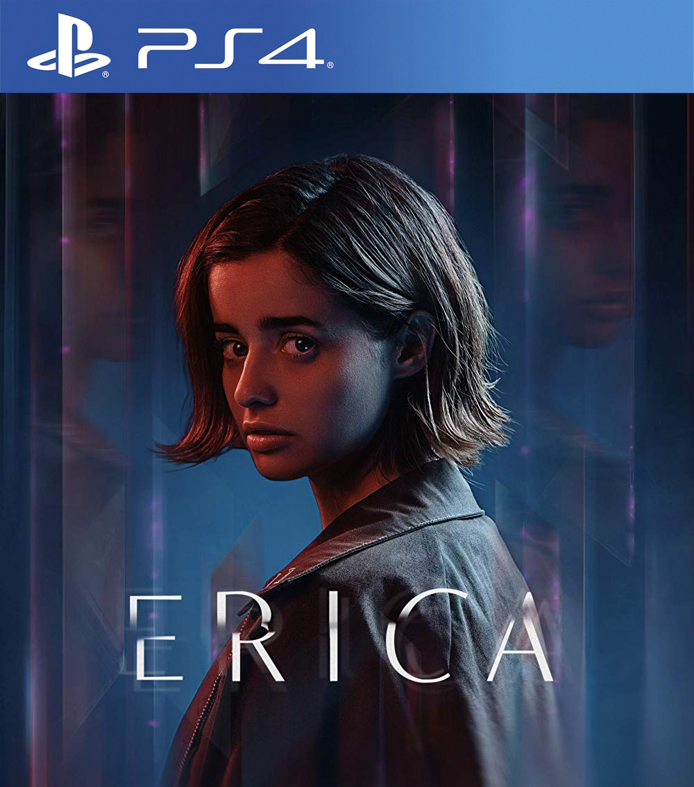 Erica [PS4 Exclusive] 6.72 / 7.02 [EUR] (2019) [Русский] (v1.02)