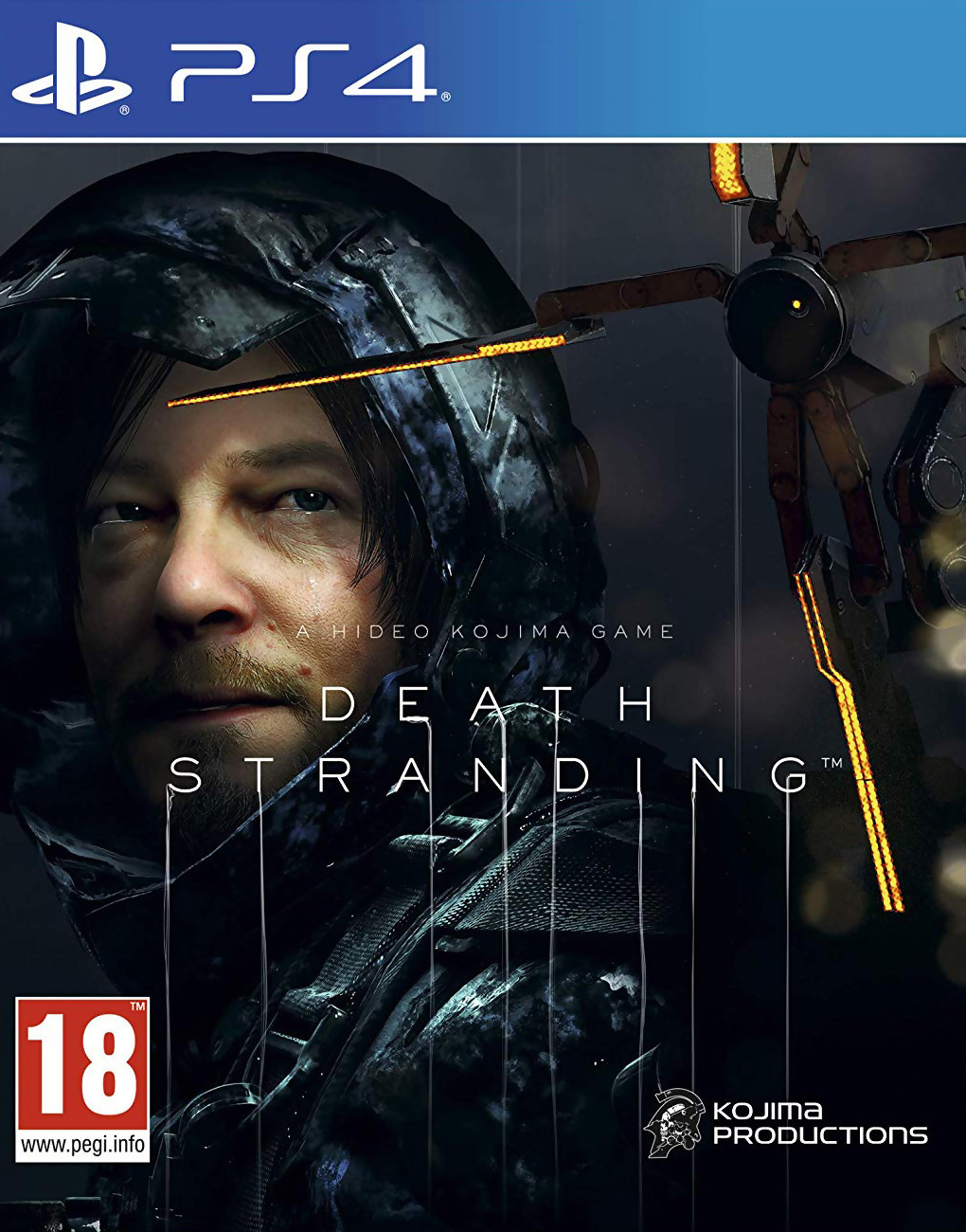 Death Stranding [PS4 Exclusive] 5.05 / 6.72 / 7.02 [EUR] (2019) [Русский] (v1.12)