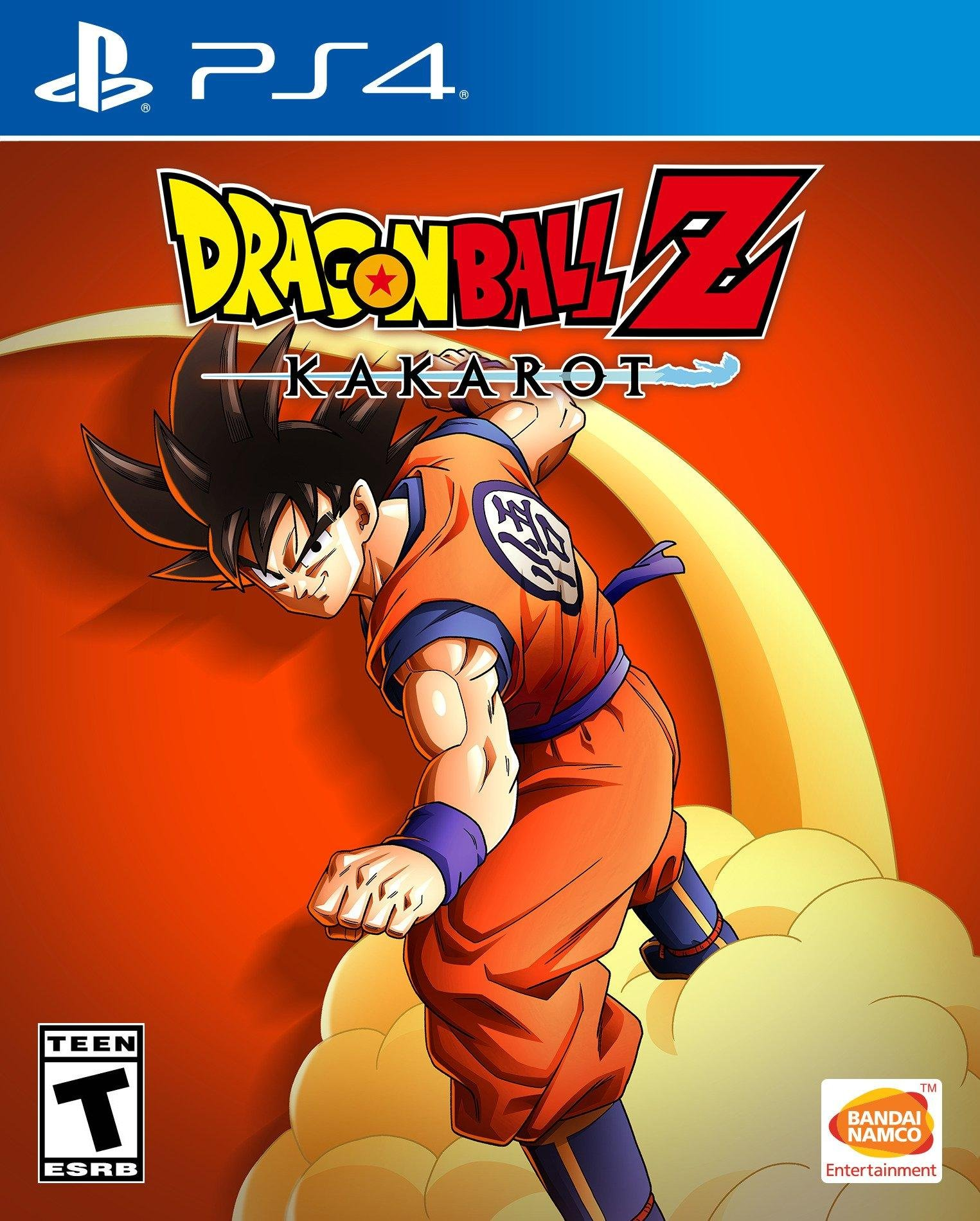 Dragon Ball Z: Kakarot [PS4] 5.05 / 6.72 / 7.02 [ASIA] (2020) [Русский] (v1.10)