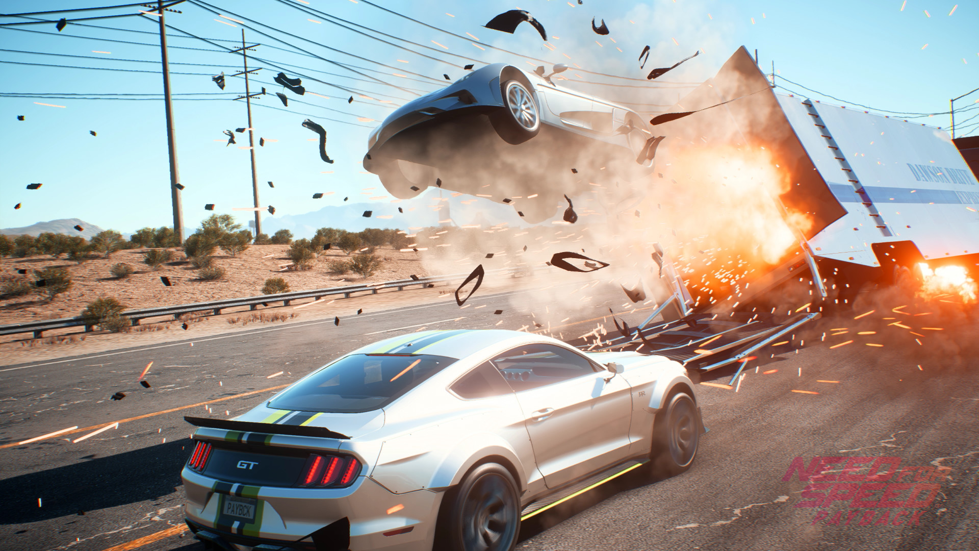 Скриншот *Need for Speed Payback Deluxe Edition [PS4] 5.05 / 6.72 / 7.02 [EUR] (2017) [Русский] (v1.10)*