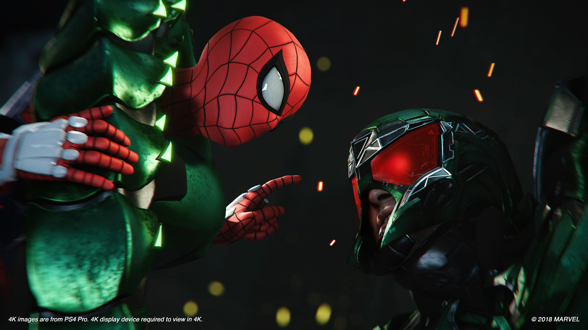 Скриншот *Marvel's Spider-Man GOTY [PS4 Exclusive] 5.05 / 6.72 / 7.02 [EUR] (2018) [Русский] (v1.17)*