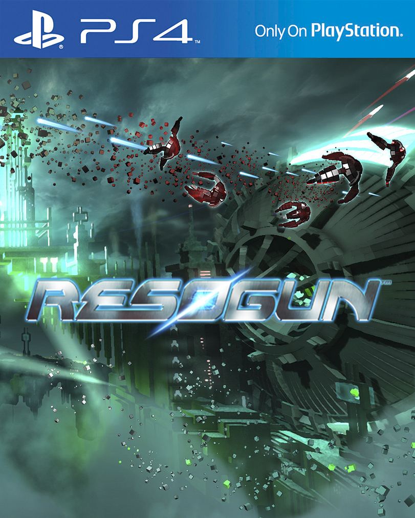 Resogun [PS4 Exclusive] 5.05 / 6.72 / 7.02 [EUR] (2013) [Русский] (v1.10)