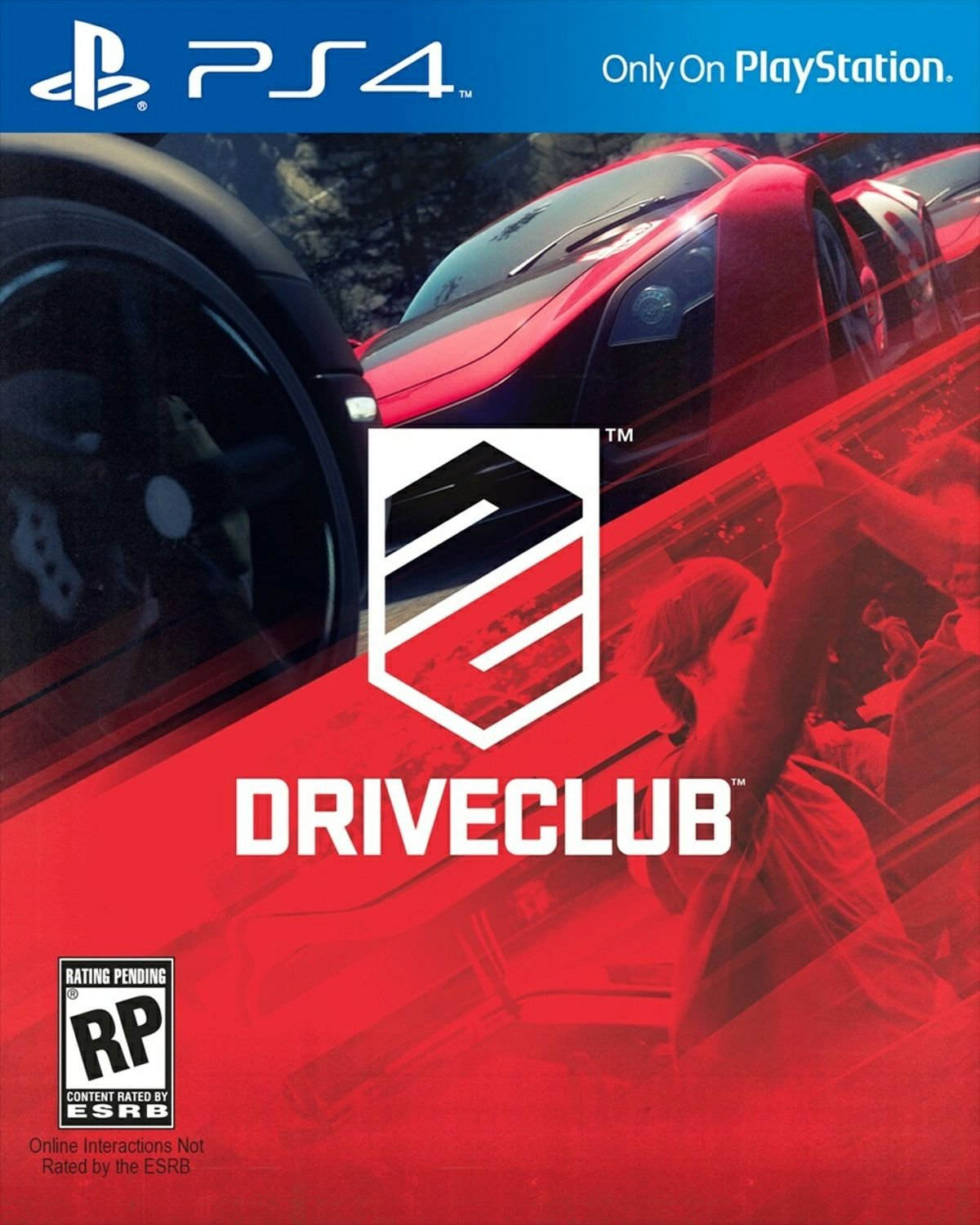 Driveclub [PS4 Exclusive] 5.05 / 6.72 / 7.02 [EUR] (2014) [Русский] (v1.28)