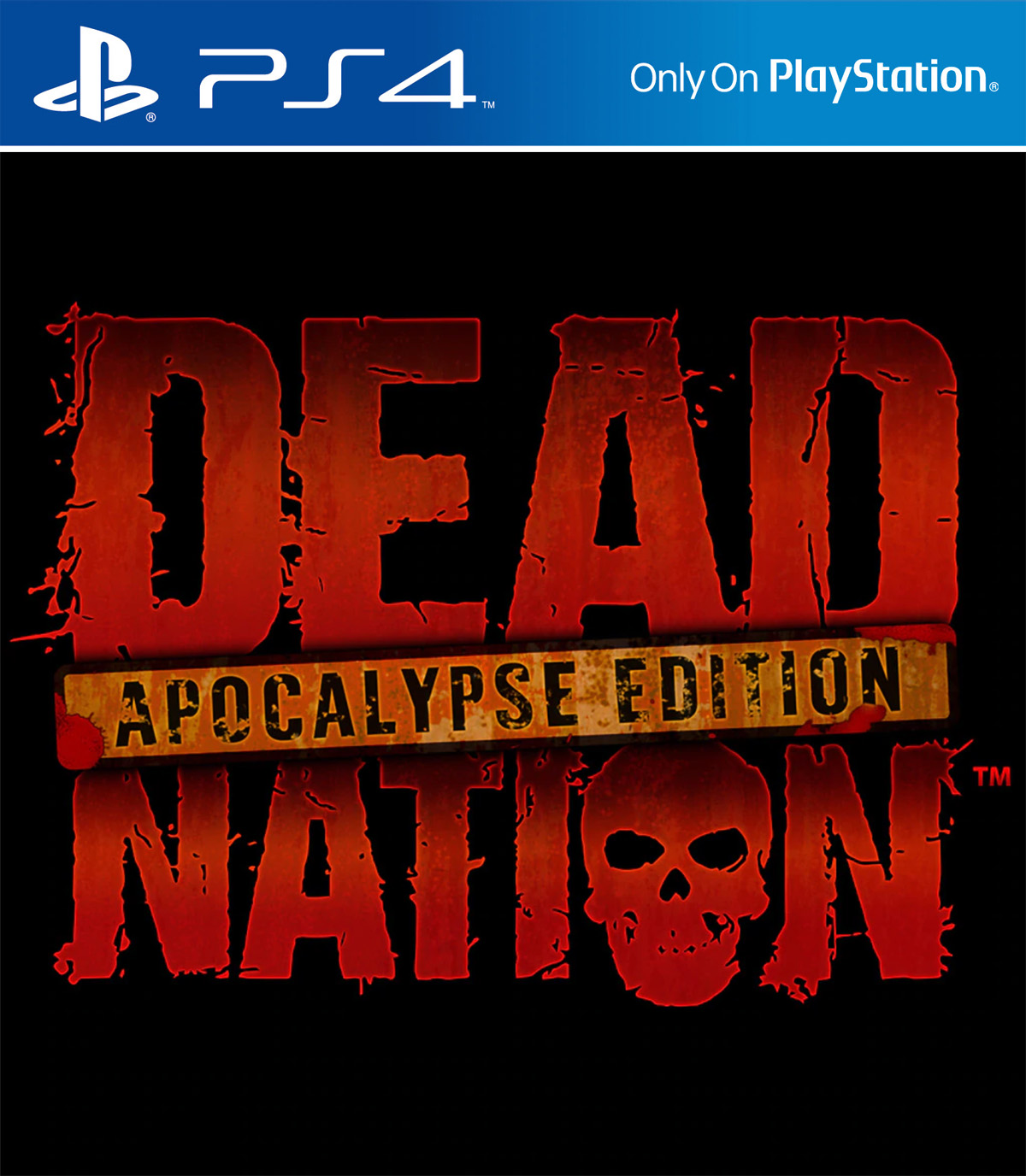 Dead Nation: Apocalypse Edition [PS4 Exclusive] 5.05 / 6.72 / 7.02 [EUR] (2014) [Русский] (v1.03)