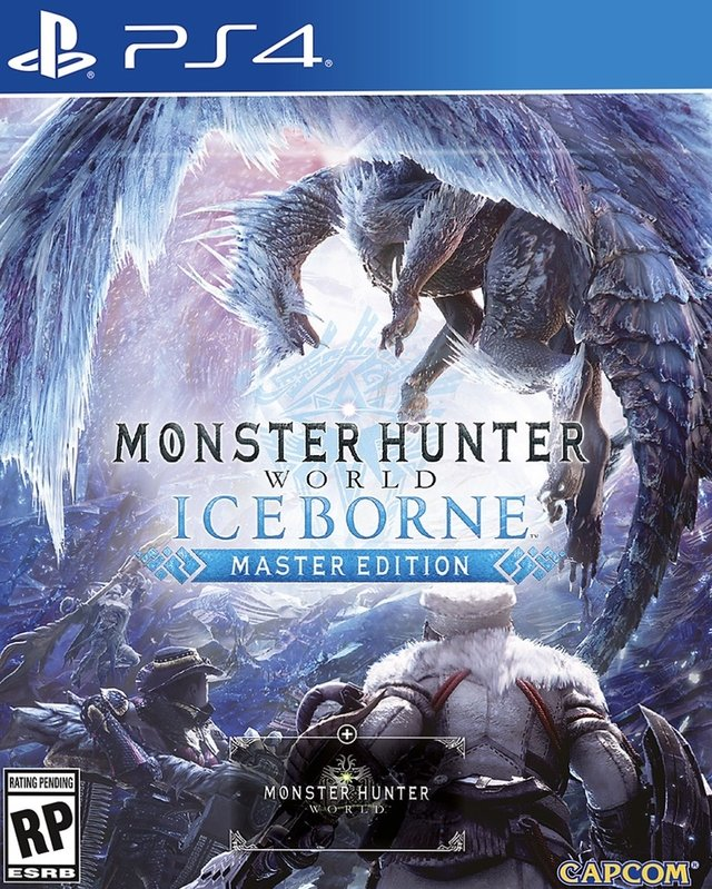 Monster Hunter World: Iceborne [PS4] 5.05 / 6.72 / 7.02 [EUR] (2019) [Английский] (v11.01)