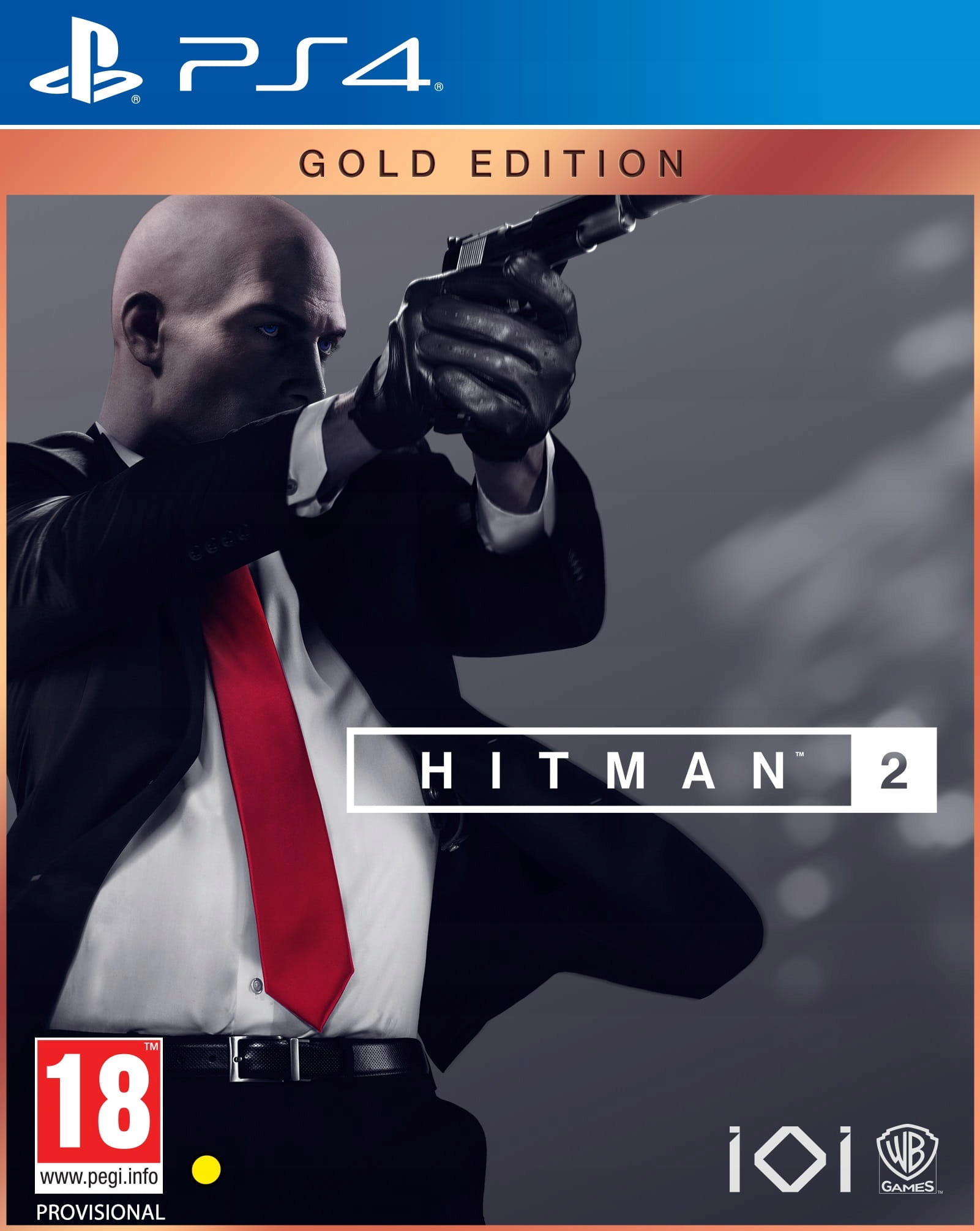 Hitman 2 - Gold Edition [PS4] 5.05 / 6.72 / 7.02 [USA] (2018) [Русский] (v1.21)