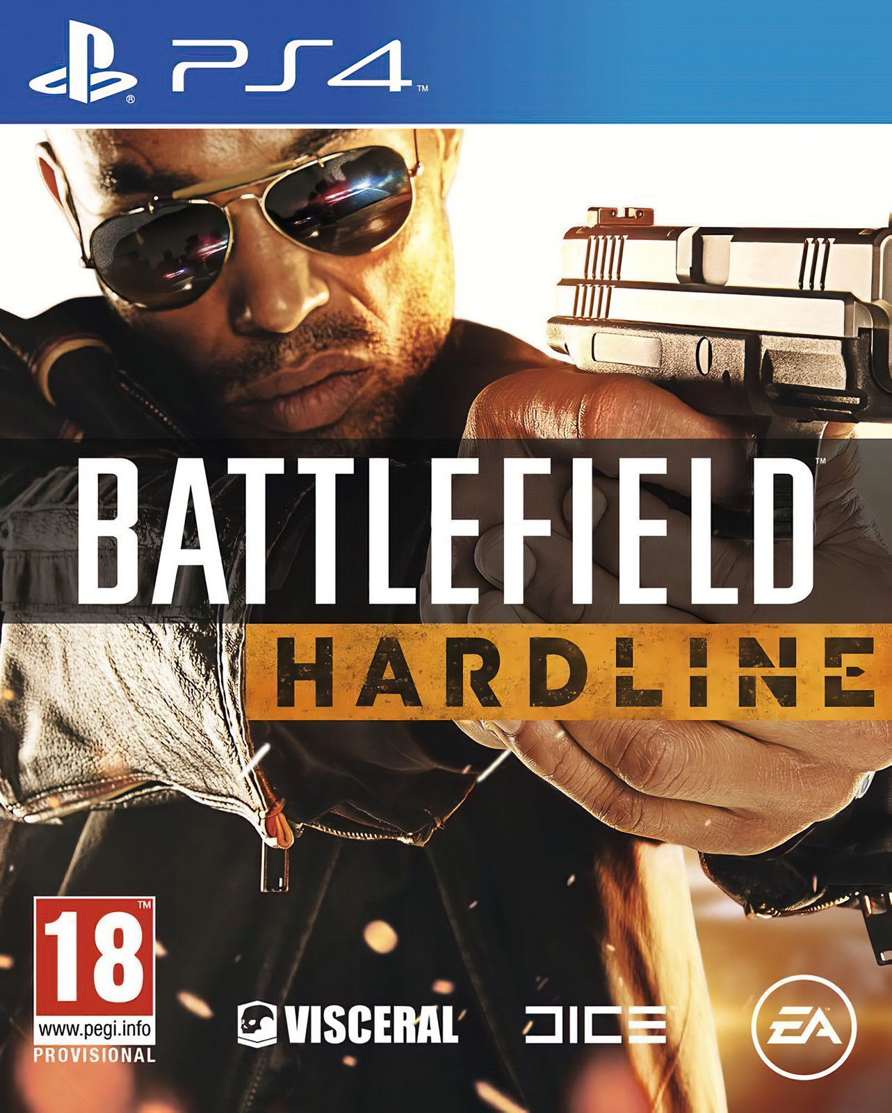 Battlefield: Hardline [PS4] 5.05 / 6.72 / 7.02 [EUR] (2015) [Русский] (v1.09)
