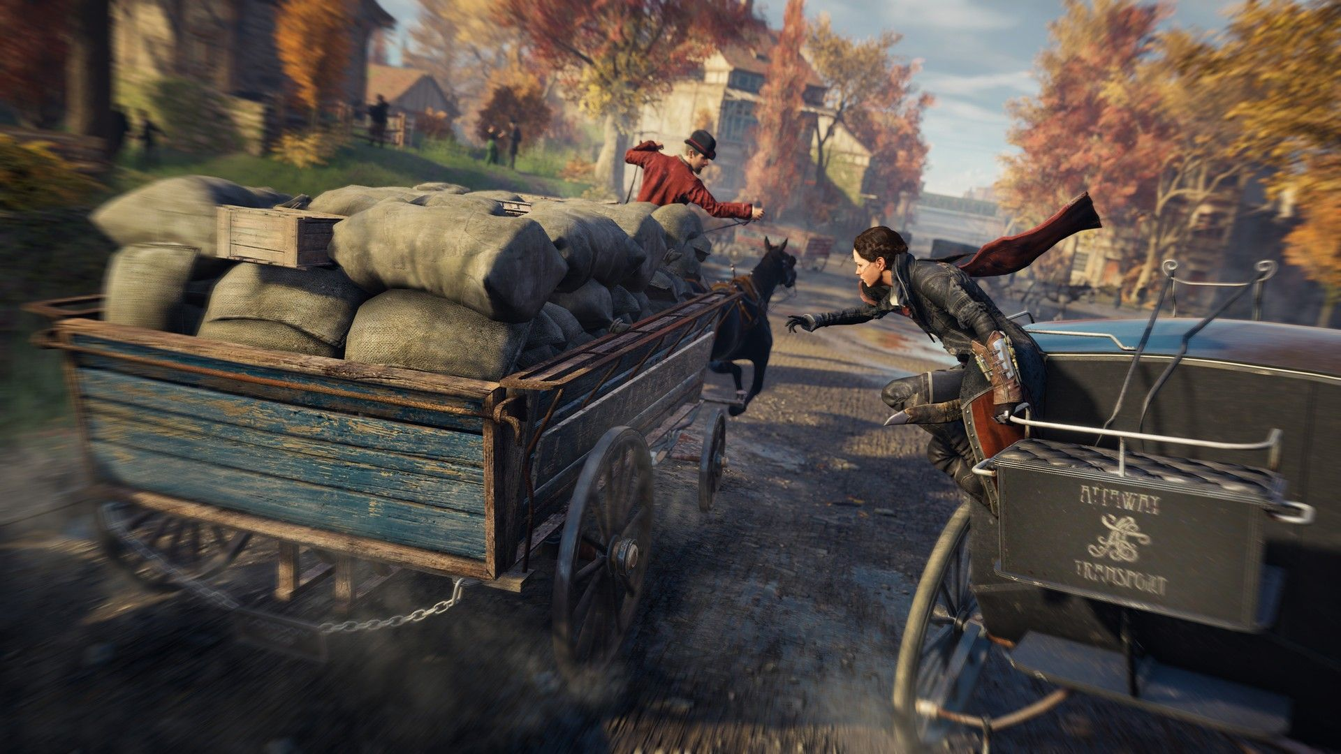 Скриншот *Assassin's Creed: Syndicate [PS4] 5.05 / 6.72 / 7.02 [EUR] (2015) [Русский] (v1.52)*