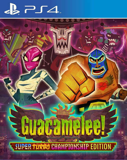 Guacamelee! Super Turbo Championship Edition [PS4] 5.05 / 6.72 / 7.02 [EUR] (2014) [Русский] (v1.03)