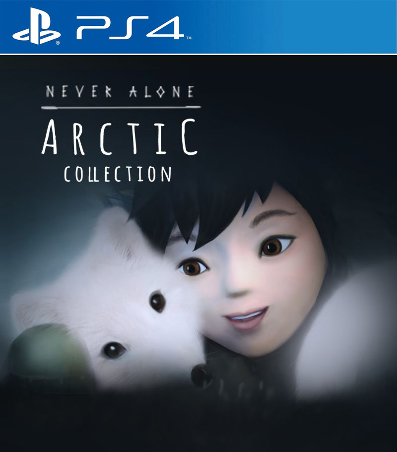Never Alone - Arctic Collection [PS4] 5.05 / 6.72 / 7.02 [EUR] (2014) [Русский] (v1.04)
