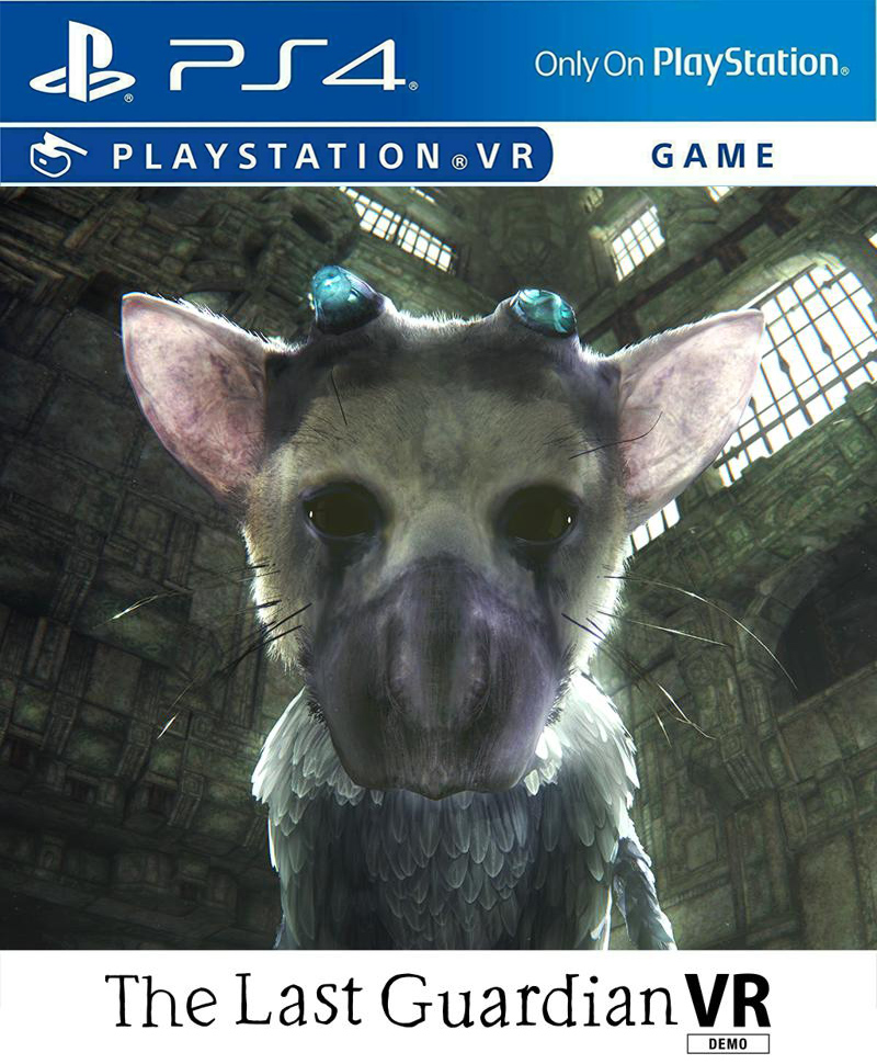 The Last Guardian VR Demo [PS4 Exclusive VR Only] 5.05 / 6.72 / 7.02 [EUR] (2017) [Русский] (v1.00)