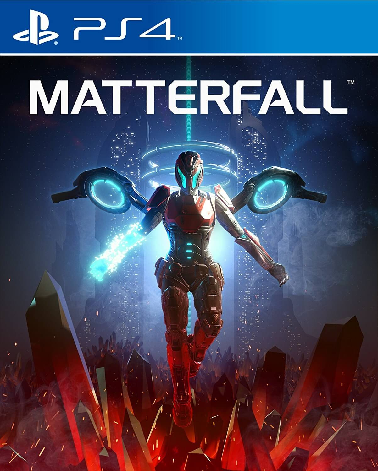 Matterfall [PS4 Exclusive] 5.05 / 6.72 / 7.02 [EUR] (2017) [Русский] (v1.01)
