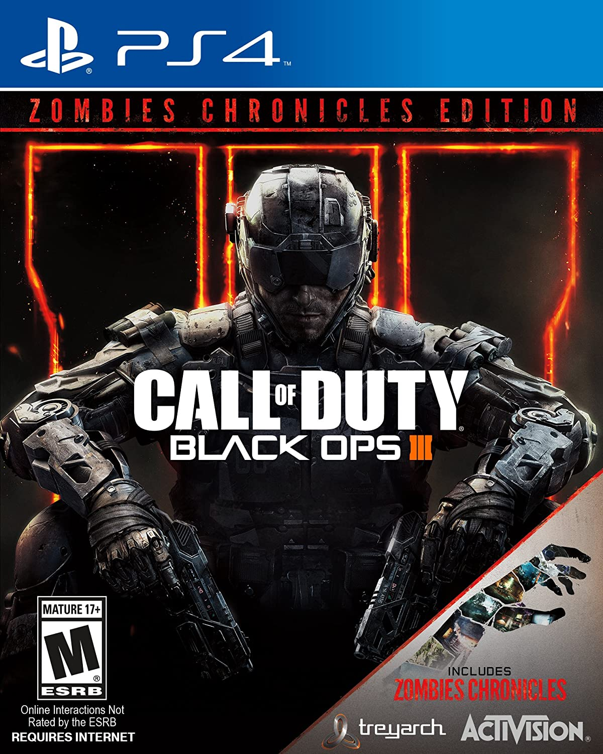 Call of Duty: Black Ops III [PS4] 5.05 / 6.72 / 7.02 [EUR] (2015) [Русский] (v1.26)