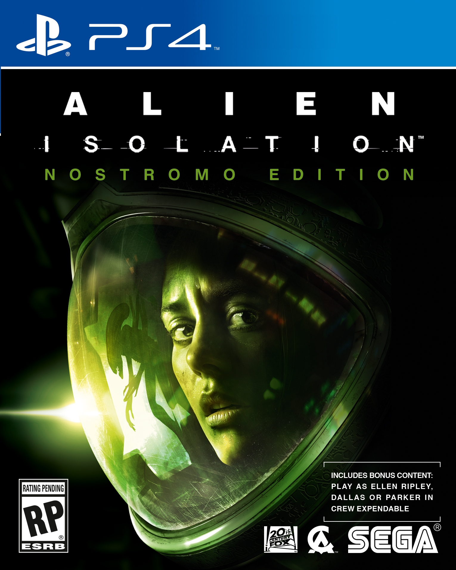 Alien: Isolation - Collection [PS4] 5.05 / 6.72 / 7.02 [EUR] (2014) [Русский] (v1.04)