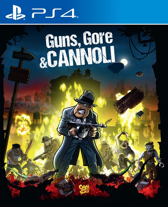 Guns, Gore and Cannoli [PS4] 5.05 / 6.72 / 7.02 [USA] (2015) [Русский] (v1.01)