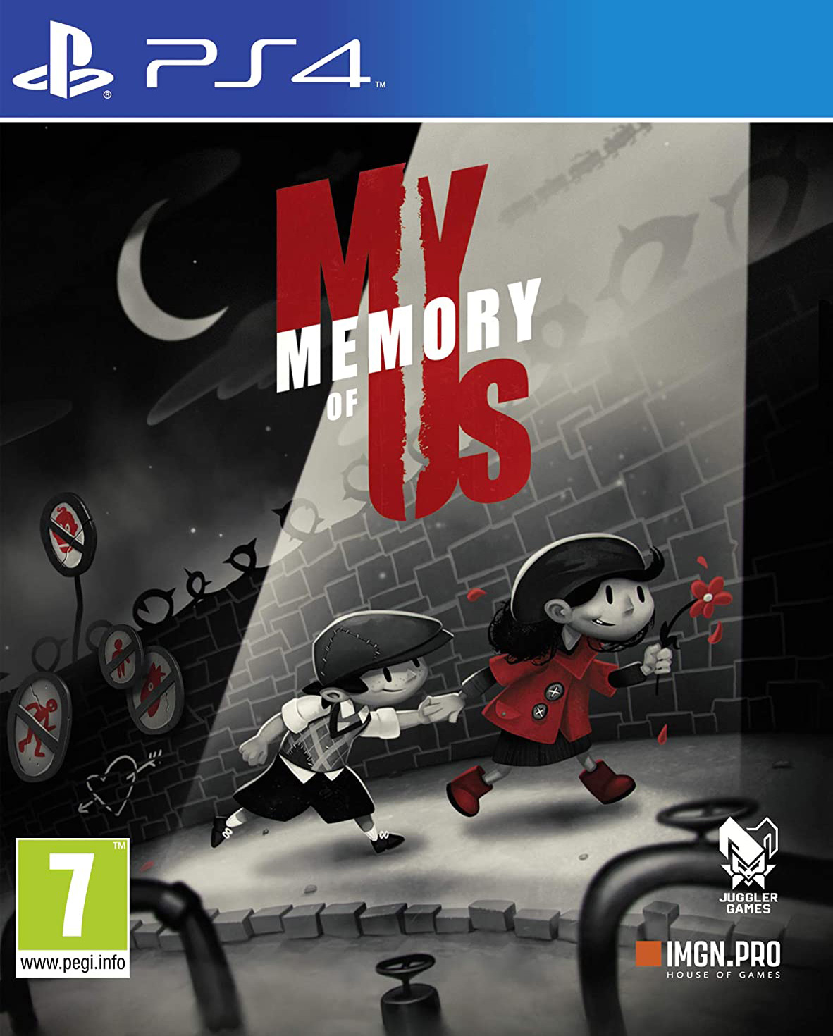 My Memory of Us [PS4] 5.05 / 6.72 / 7.02 [EUR] (2018) [Русский] (v1.02)