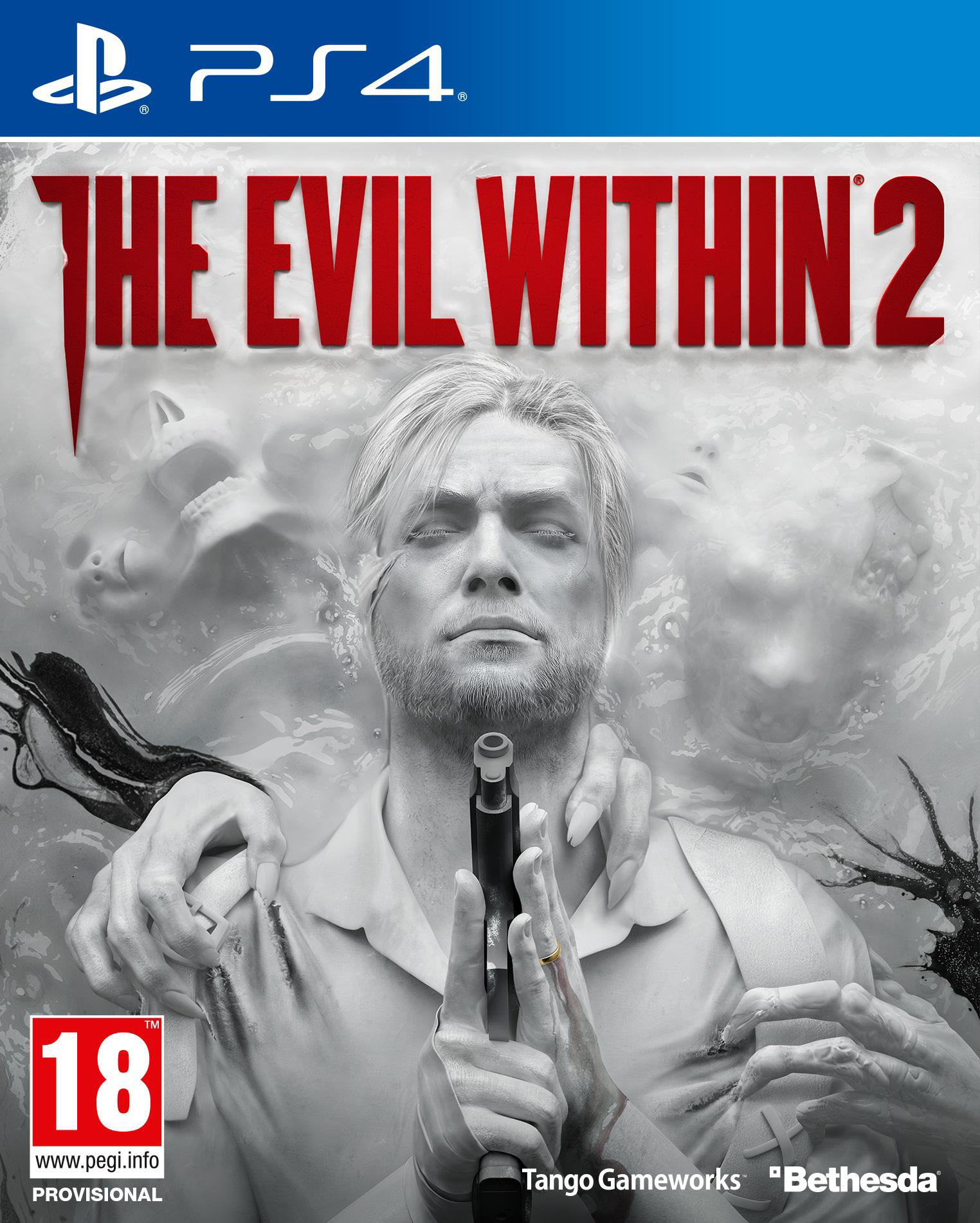 The Evil Within 2 [PS4] 5.05 / 6.72 / 7.02 [EUR] (2017) [Русский] (v1.04)