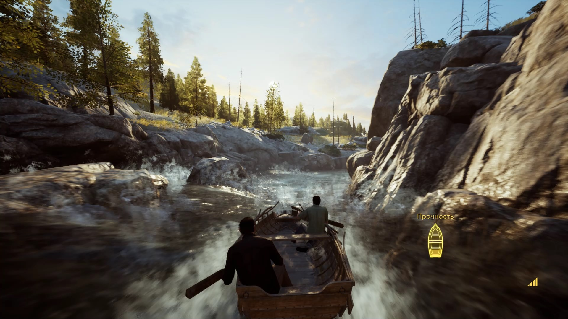 Скриншот *A Way Out [PS4] 5.05 / 6.72 / 7.02 [EUR] (2018) [Русский] (v1.00)*