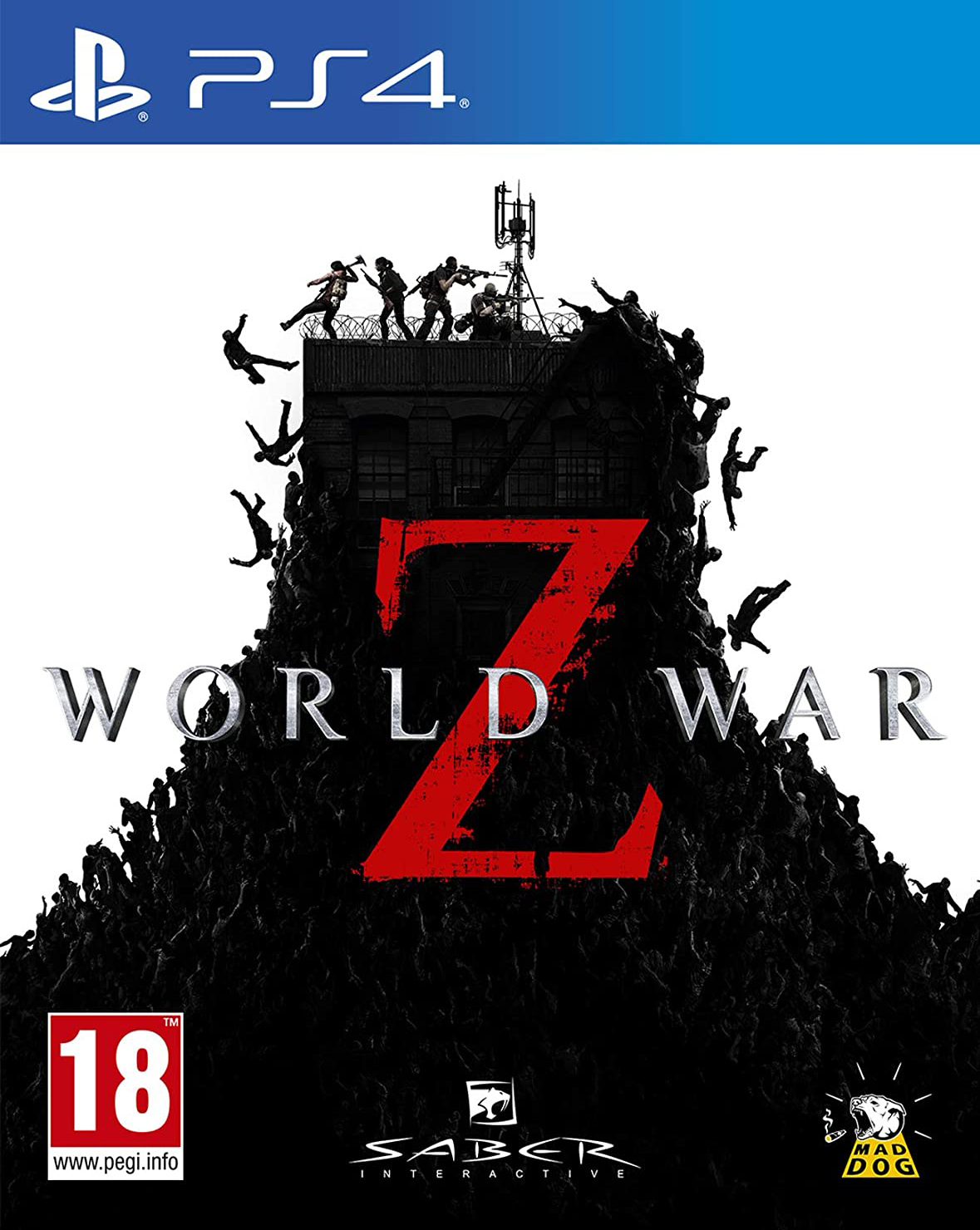 World War Z [PS4] 6.72 / 7.02 [EUR] (2019) [Русский] (v1.08)