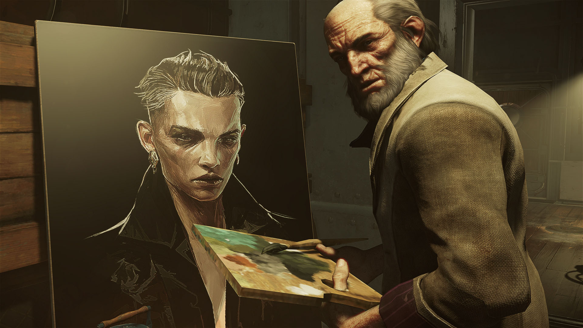 Скриншот *Dishonored 2 [PS4] 5.05 / 6.72 / 7.02 [EUR] (2016) [Русский] (v1.05)*