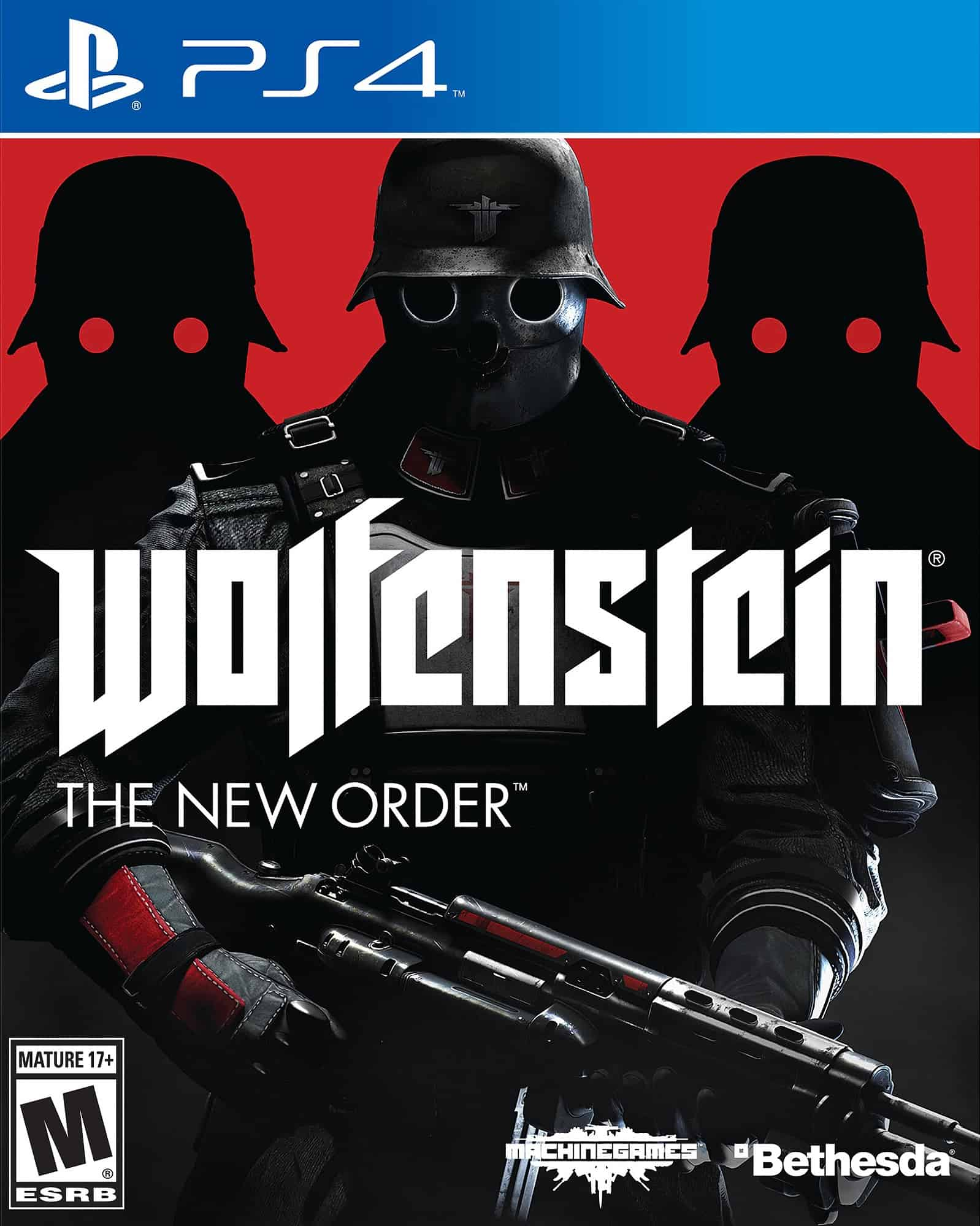 Wolfenstein: The New Order [PS4] 5.05 / 6.72 / 7.02 [EUR] (2014) [Русский] (v1.01)