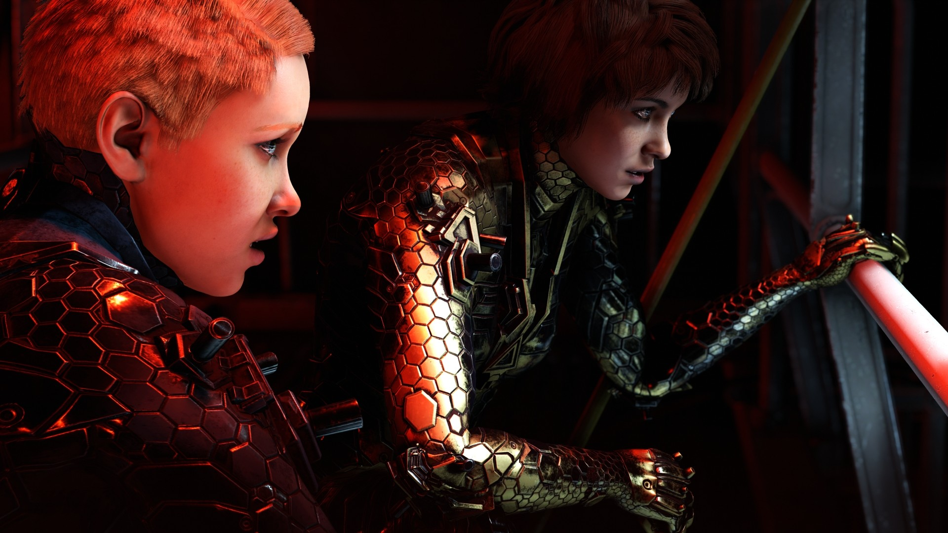Скриншот *Wolfenstein: Youngblood [PS4] 5.05 / 6.72 / 7.02 [EUR] (2019) [Русский] (v1.06)*