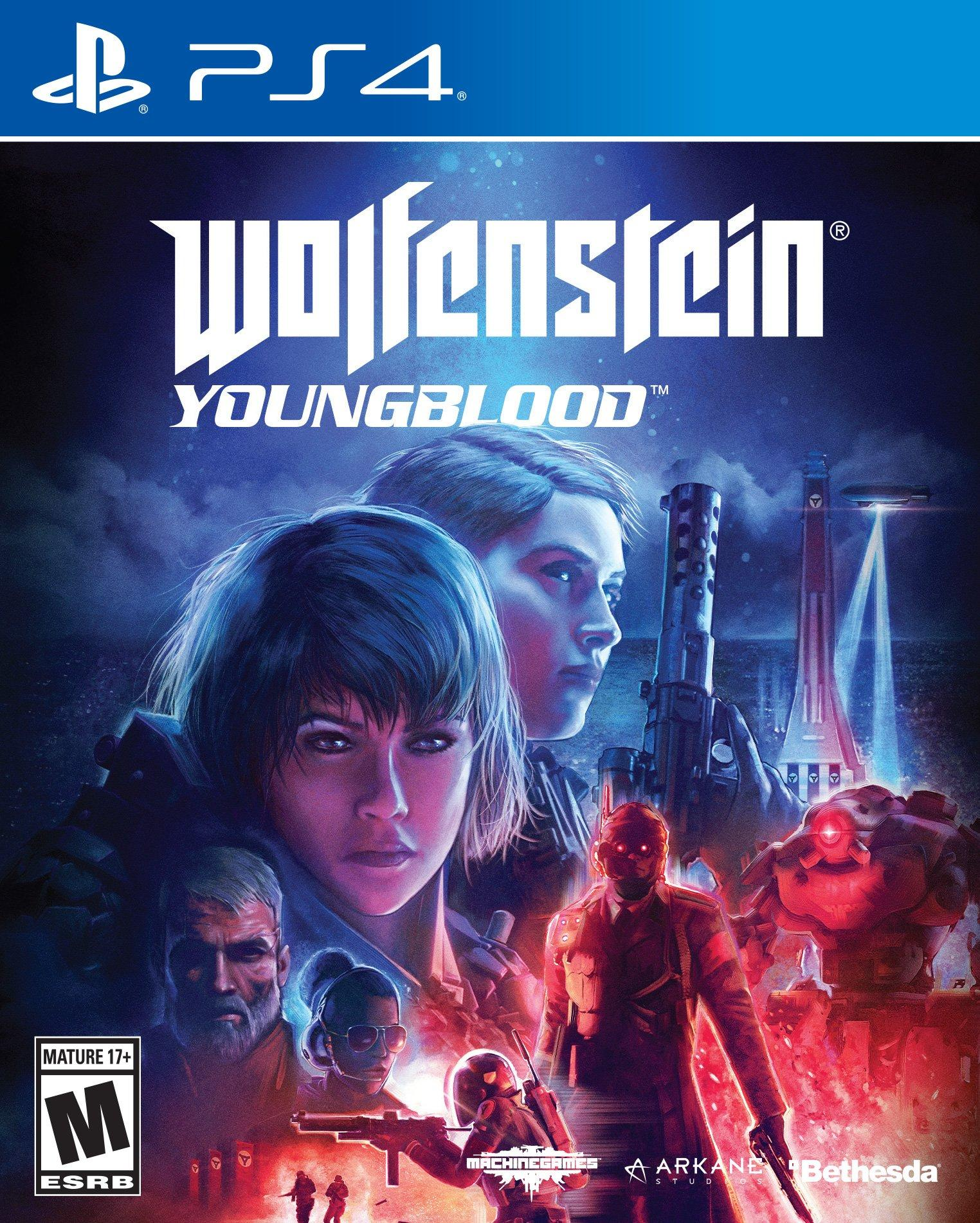 Wolfenstein: Youngblood [PS4] 5.05 / 6.72 / 7.02 [EUR] (2019) [Русский] (v1.06)