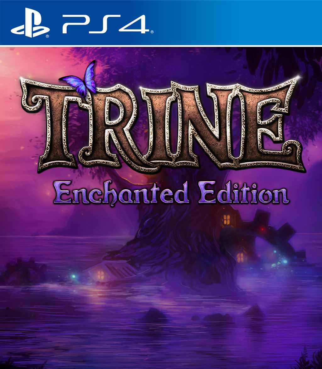 Trine - Enchanted Edition [PS4] 5.05 / 6.72 / 7.02 [EUR] (2014) [Русский] (v1.00)