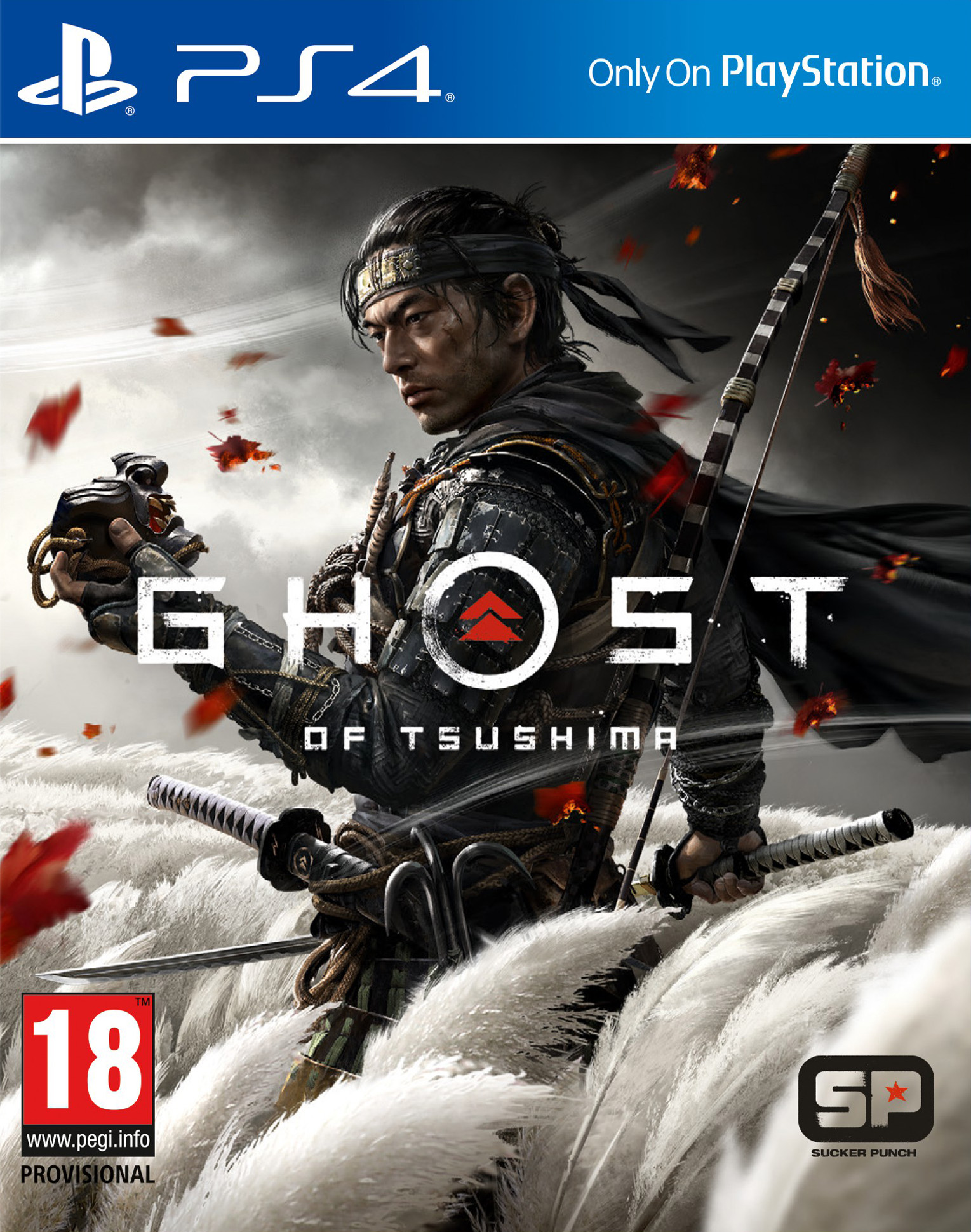 Ghost of Tsushima | Призрак Цусимы [PS4 Exclusive] 5.05 / 6.72 / 7.02 / 7.55 [EUR] (2020) [Русский] (v1.12)