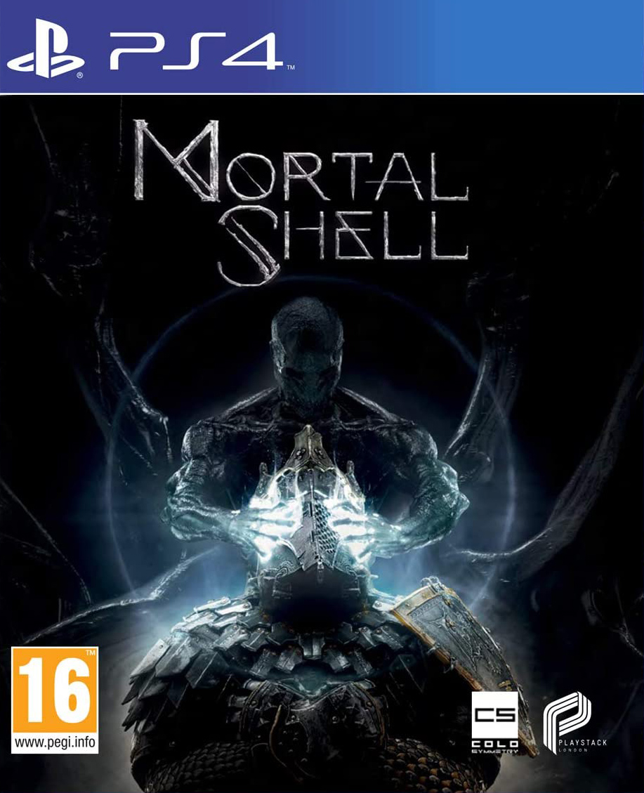 Mortal Shell [PS4] 5.05 / 6.72 / 7.02 / 7.55 [EUR] (2020) [Русский] (v1.06)